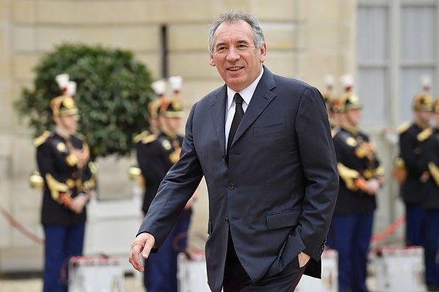 Франсуа Байру