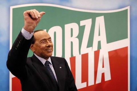 83-летний Берлускони попал в больницу после неудачной попытки сделать селфи