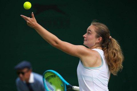 Украинка Снигур выиграла турнир ITF во Франции