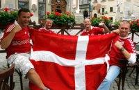 Данія - Португалія: Напередодні