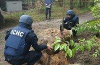 У Рівненській області знешкодили 250-кілограмову авіаційну бомбу часів Другої світової війни