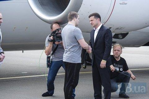 Зеленский пообещал решить проблемы с жильем для освобожденных украинцев