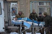На Донбасі поранено двох українських бійців