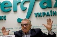 Жириновский увидел в действиях Турции претензии на захват Сирии