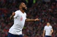 Игрок сборной Англии после гола в ворота македонцев жестом ответил на расистские оскорбления