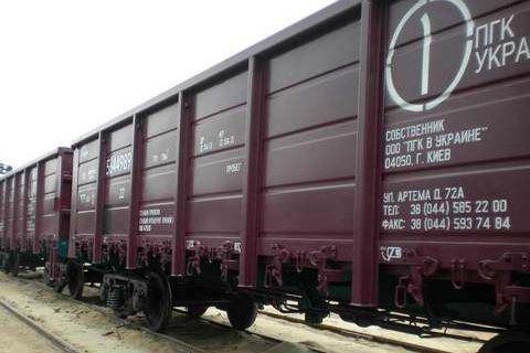 Украина прекратила прием и транзит вагонов российской ПГК
