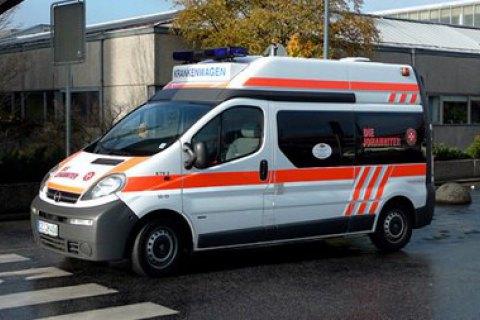 У Німеччині на 23 тис. євро оштрафували водіїв, які не створили рятувальний коридор для швидкої допомоги