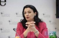 Іванна Климпуш-Цинцадзе вимагає від влади оприлюднити деталі перемовин ТКГ щодо Донбасу
