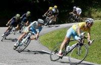 """Нибали выиграл """"Тур де Франс"""""""
