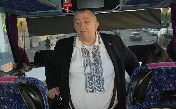 Николай Корецкий