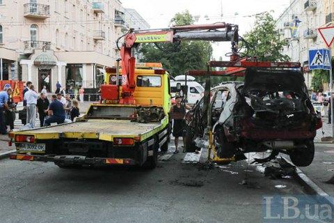"""В Раде сочли подозрительным появление """"17 канала"""" первым на месте убийства Шеремета"""