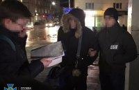 В Житомире задержали киберполицейского на вымогательстве взятки