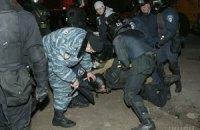 МВД Харьковской области проверяет случай избиения людей милиционерами