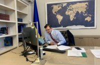 "Кулеба анонсировал видеоконференцию глав МИД стран ""нормандского формата"" на 30 апреля"