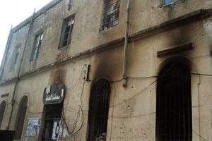 Сирийские повстанцы разрушили армейские казармы