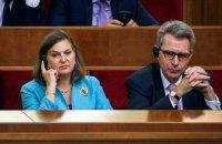 Нуланд заперечує, що США проміняли Україну на Іран