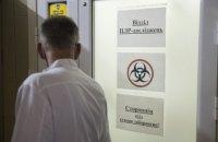 У Києві минулої доби зареєстрували найбільше смертей від коронавірусу серед усіх регіонів