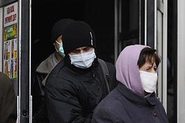77% украинцев болели в прошлом году
