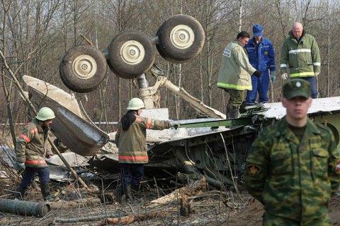 Польща вимагає від Росії доступу до місця Смоленської катастрофи