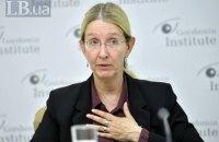 Супрун повідомила, що лікарів збирають на всеукраїнську акцію протесту проти медреформи