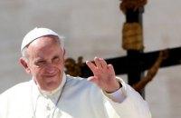 Папа Римський відповів на порівняння Мессі з Богом