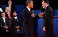 """Ромні і Обама продовжують обмінюватися """"люб'язностями"""""""