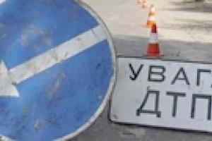Число ДТП в Украине сократилось на четверть