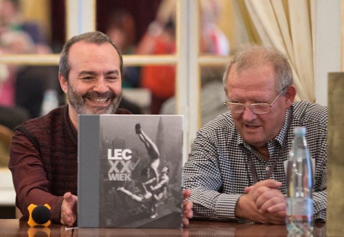 В Україні випустять видання афоризмів Станіслава Єжи Леца (фото)