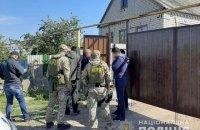 У Запорізькій області спецпризначенці затримали кримінального авторитета