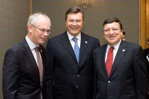 Янукович переходит к конкретным действиям