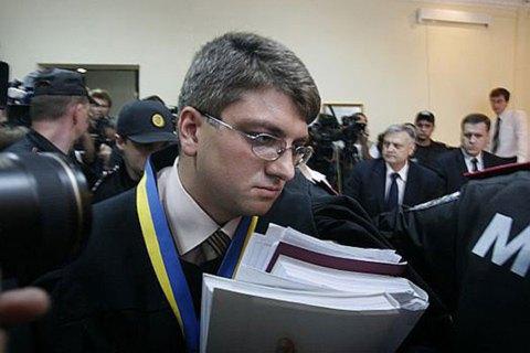 «Судья Тимошенко» стал столичным юристом