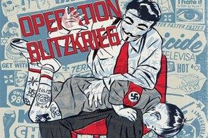 Хакеры-анонимы объявили войну неонацистам