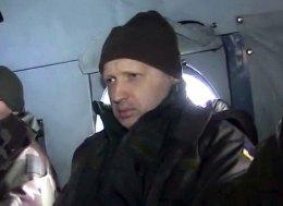 Турчинов: миротворцы должны будут взять ДНР и ЛНР в кольцо