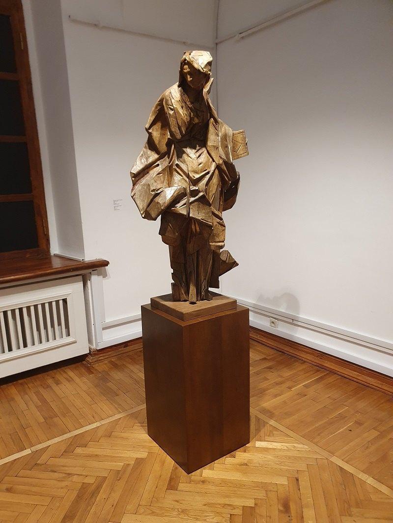 Йоган Георг Пінзель. Свята Анна (1761)