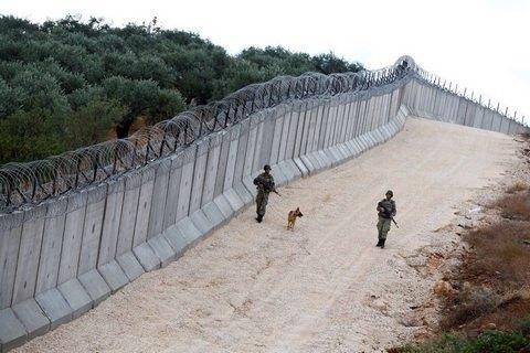 Туреччина почала будувати паркан на кордоні з Іраном