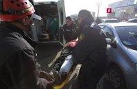 В метро Тбилиси из-за обрушения потолка пострадали 14 человек