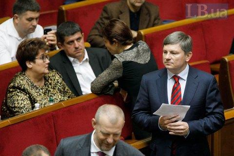 Герасимов: преследование Порошенко организовано, чтобы скрыть некомпетентность власти