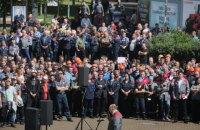 Хроніка протестів у Білорусі. День шостий. Текстова онлайн-трансляція