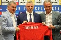 Тренер, звільнений зі збірної Чорногорії після відмови вийти на матч із Косовом, очолив збірну Сербії