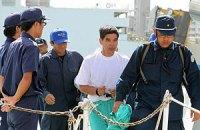 Японія розглядає можливість депортації китайських активістів