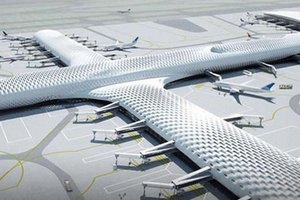 Китайцы построят самый большой в мире аэропорт