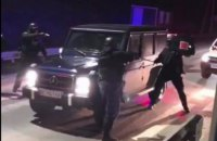 На в'їзді в Закарпатську область затримали причетних до стрілянини в Мукачеві, - ЗМІ