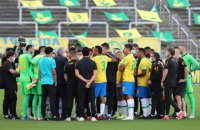 Поліція зірвала відбірковий матч ЧС-2022 Бразилія - Аргентина: гості пішли з поля на 10-й хвилині