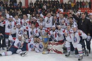 У чемпиона Украины нет денег для участия в хоккейном еврокубке