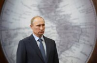 Путін відмовився від гонки озброєнь