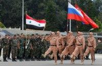 Генштаб РФ приказал глушить сотовую связь на российских базах в Сирии