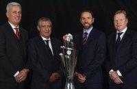 Определились полуфинальные пары Лиги Наций УЕФА