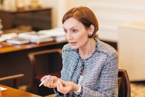 Адміністративний суд закрив справу про догану Рожкової