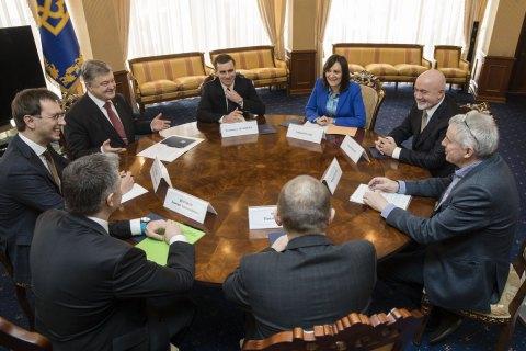 Порошенко уверен, что европейские горизонты станут доступнее украинцам после сделки сRyanair