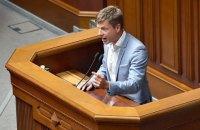 Нардеп Гончаренко проходить до Ради по округу в Одеській області